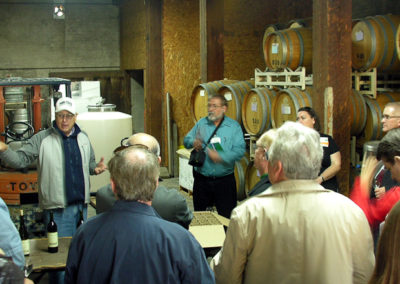 Winery Tour 3