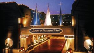 Exterior Sheraton Fisherman's Wharf Hotel