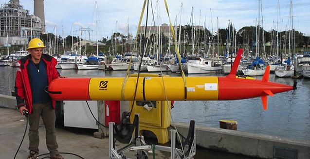 oceanographic robot